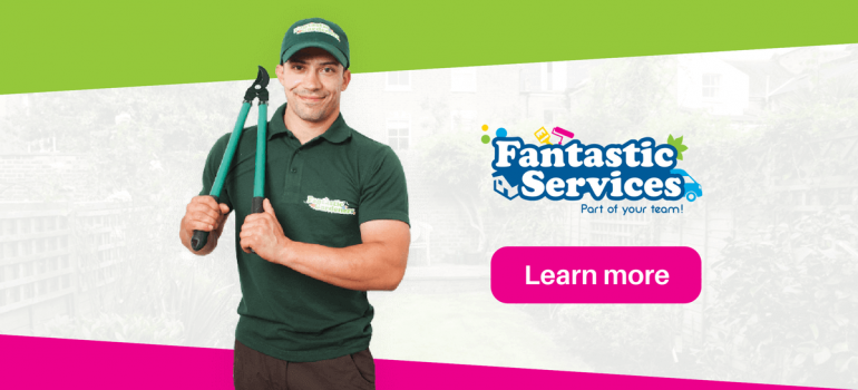 Fantastic Services gardening franchise opportunity for you