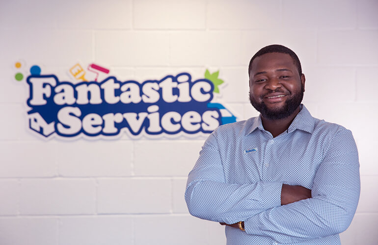 We have our 1st franchise referral winner