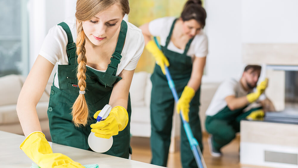 Starting A Cleaning Business In The Uk