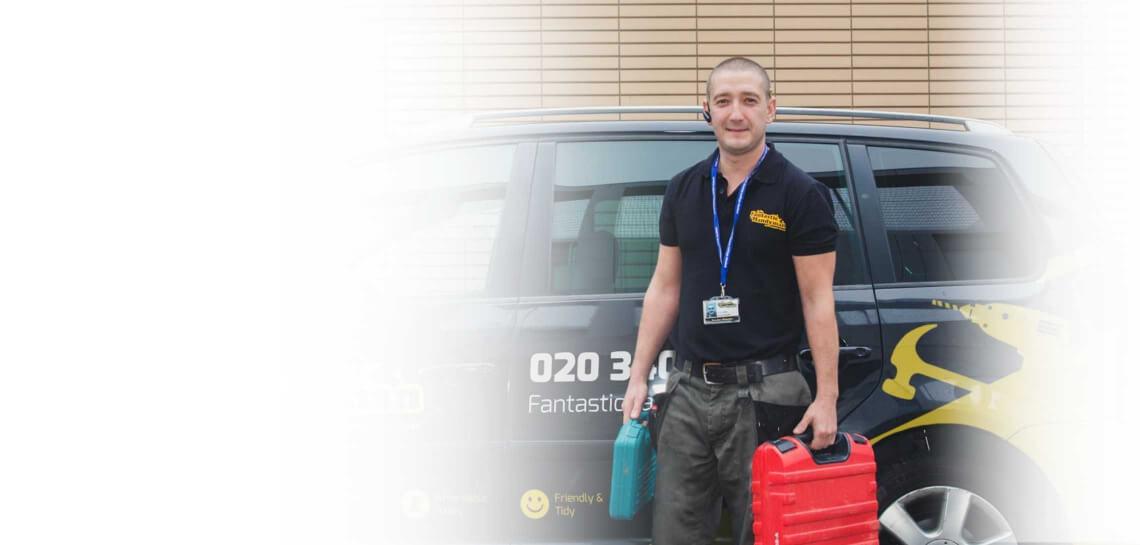 Fantastic Handyman Plumbing professional