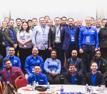 Fantastic Services Team Members