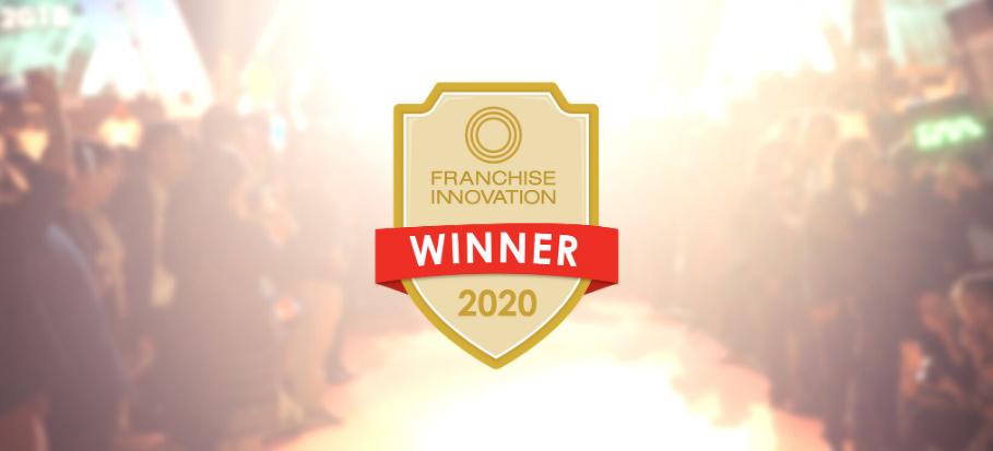 Franchise Innovation Awards Winner