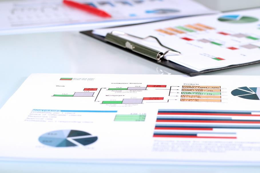 market research presentation data
