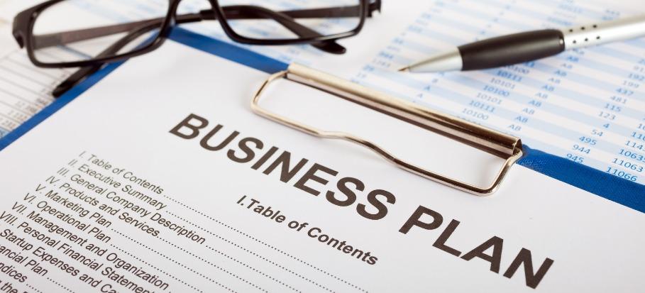 business plan content