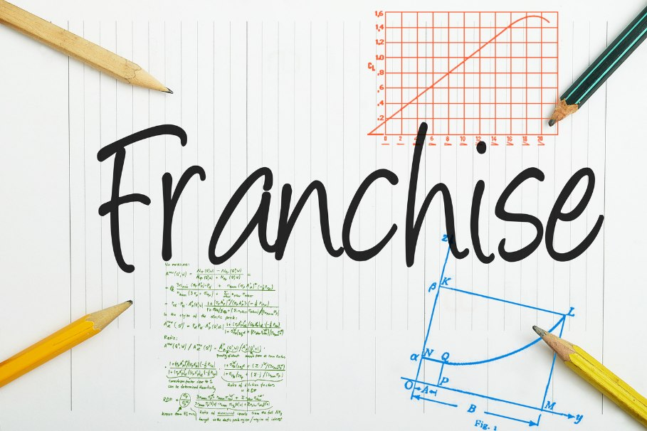 how to value a franchise company