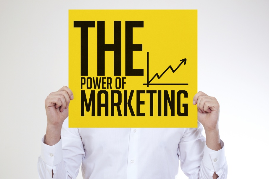 the power of marketing brings market power