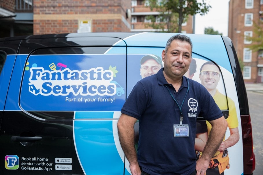 fantastic man & van services