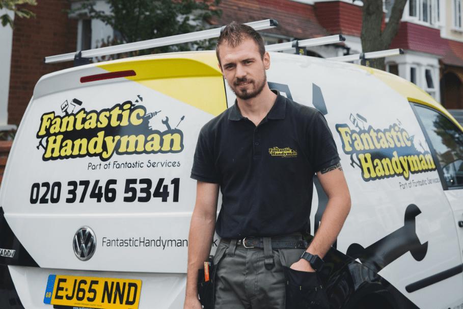 Fantastic Handyman Van